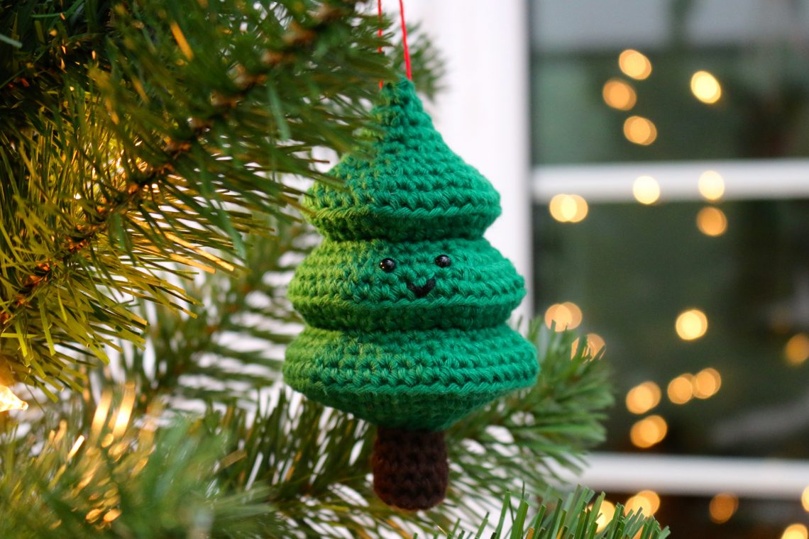 Christmas Crochet Patterns | Fir Tree Free Crochet Pattern