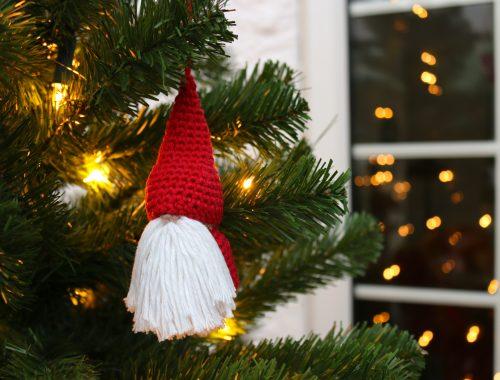 Norbert, the Gnome | Free Crochet Pattern