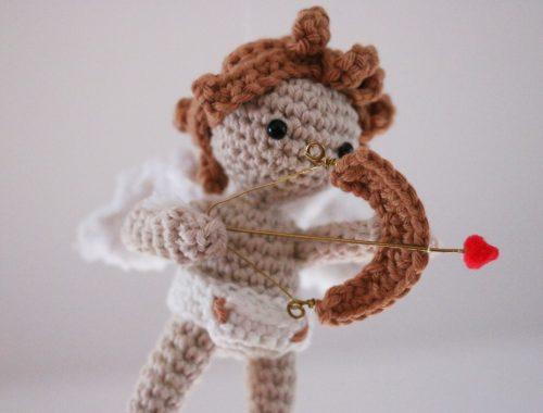 Amigurumi Cupid | Free Valentine's Crochet Pattern