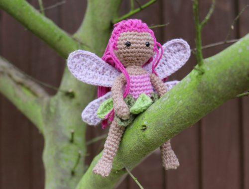 Amigurumi Fairy Doll | Free Crochet Pattern | Stella's Yarn Universe
