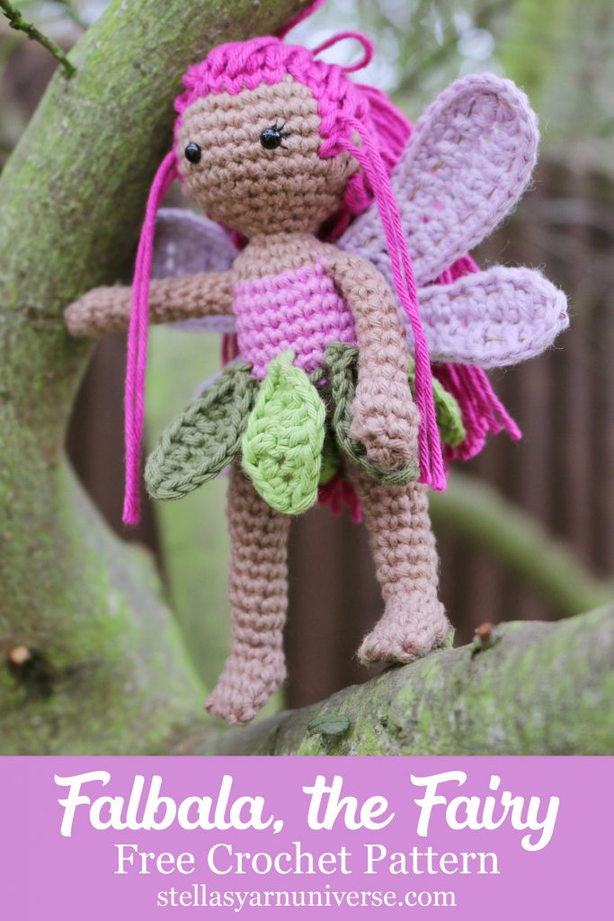 Free Crochet Amigurumi Fairy Patterns | Crochet patterns amigurumi ... | 1024x683
