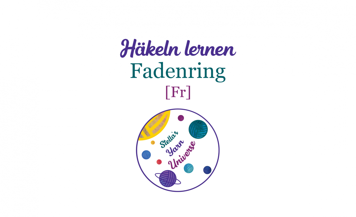 Wie man einen Fadenring / magischen Ring macht | Häkelanleitungen | stellasyarnuniverse.com