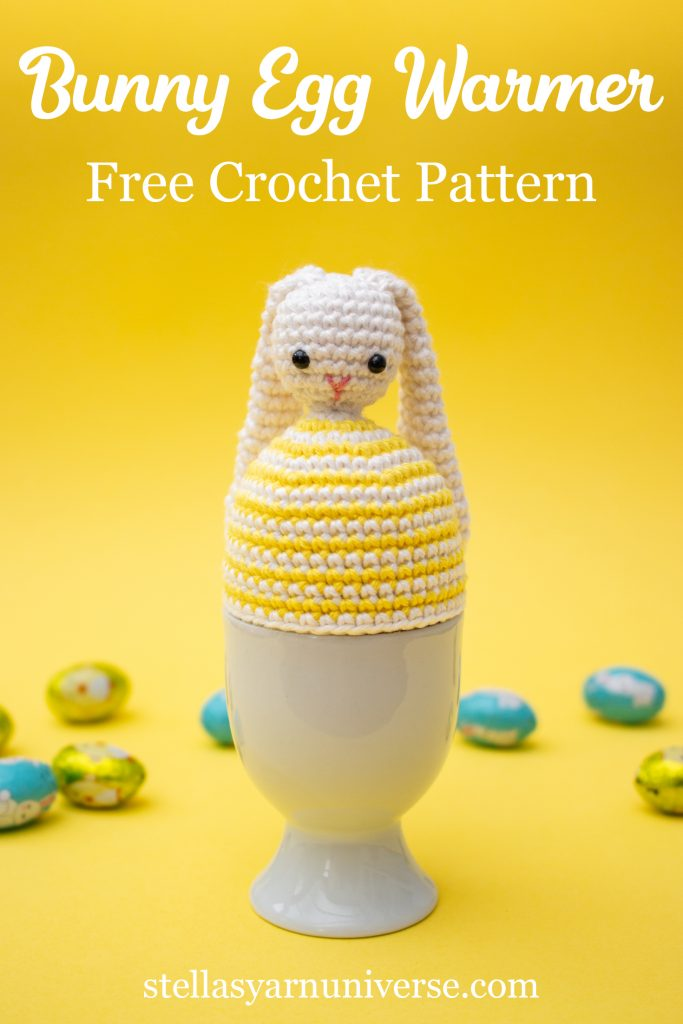 15 Colorful and Lovely Easter Egg Crochet Patterns | 1024x683