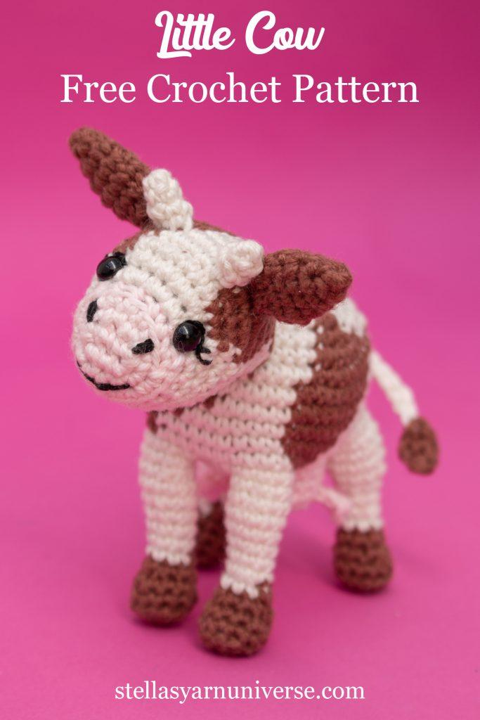 Cuddle Me Cow amigurumi pattern - Amigurumi Today | 1024x683