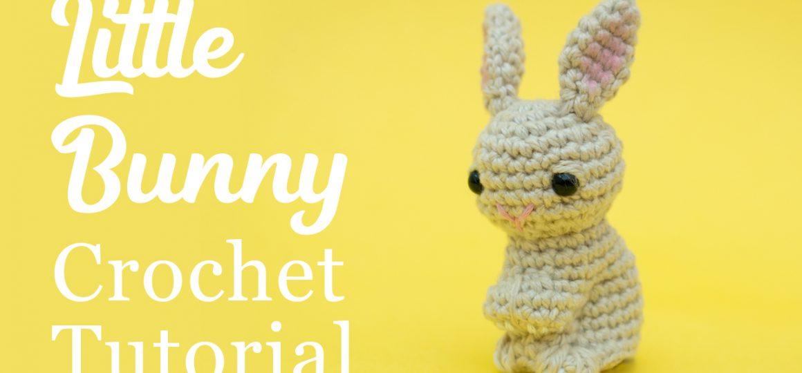 Little Amigurumi Bunny   Free Crochet Pattern   stellasyarnuniverse.com #freeamigurumipatterns
