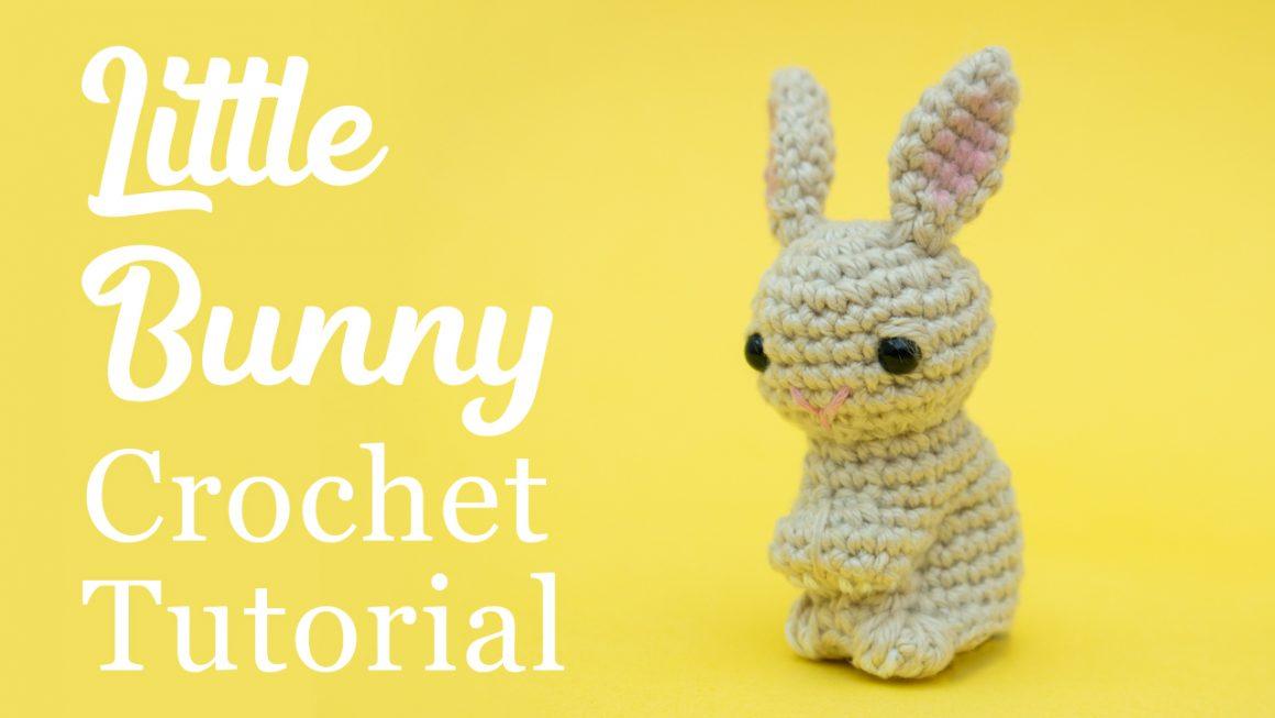 Bunny Rabbit Amigurumi - Free Crochet Pattern - StringyDingDing | 653x1160