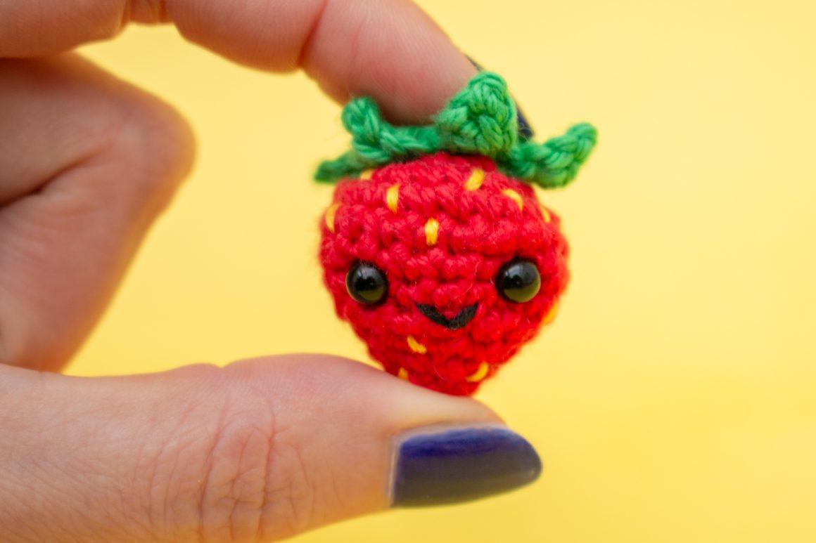 Strawberry Amigurumi Pattern-1