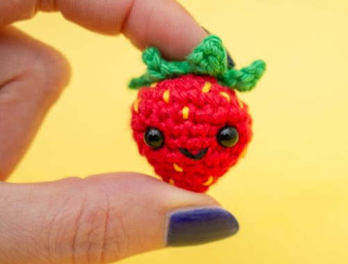 Strawberry Amigurumi Pattern-1